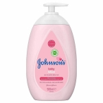 Johnson & Johnson Baby Lotion med Kokosolja 500 ml
