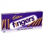 Cadbury Fingers Original 114 gram
