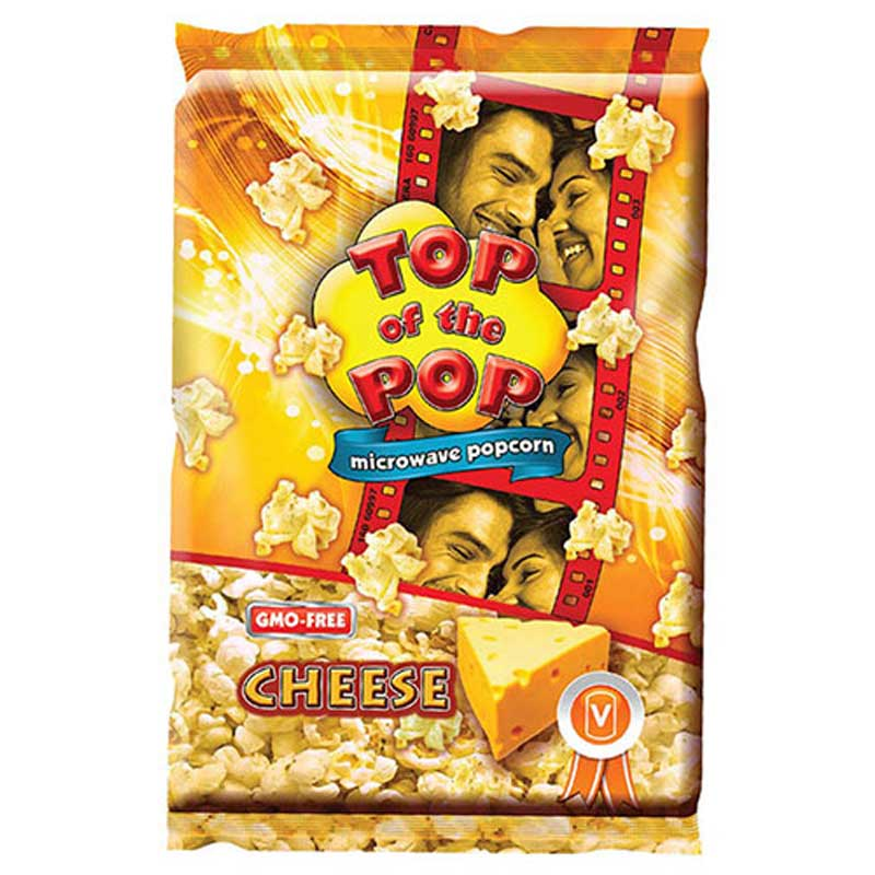 Mikropopcorn Cheese 100 gram