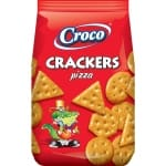 Croco Crackers Pizza 100 gram