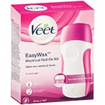 Veet EasyWax Electrical Roll-on-kit