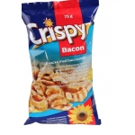 Crispy Snacks Bacon 75 gram