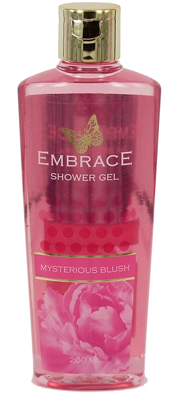 Embrace Shower Gel Mysterious Blush 200 ml