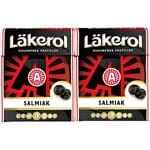 Läkerol Salmiak 2-pack