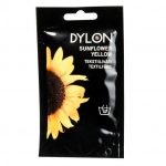Dylon Textil Handfärg Sunflower Yellow 50 Gram