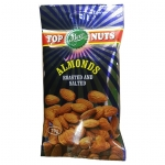 Top Beer Nuts Mandlar Rostad & Saltad 70 gr