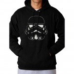 Star Wars Trooper Head Hoodie, L
