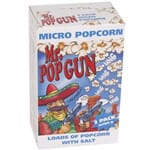 Mr. Pop Gun Micropopcorn Salt 3 x 100 gram