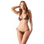 Cottelli Transparent Bikini
