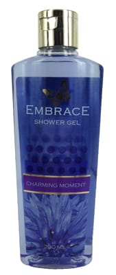 Embrace Shower Gel Charming Moment 200 ml