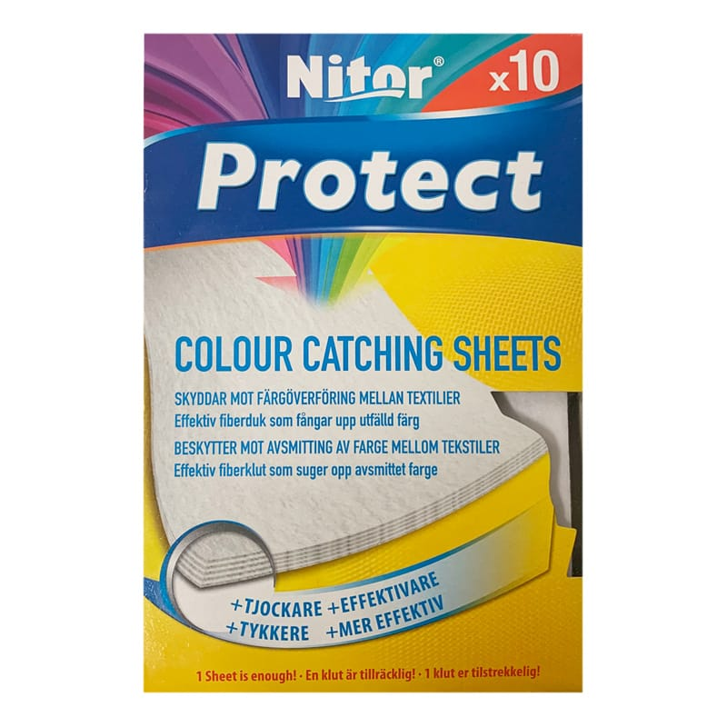 Nitor Protect Colour Catching Sheets