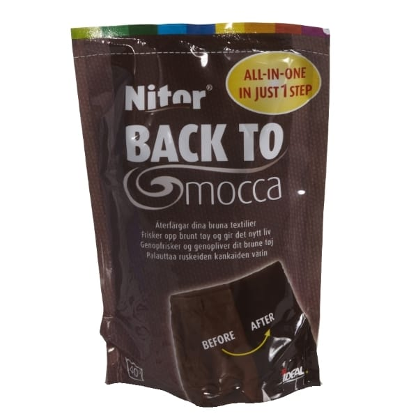 Nitor Back to Mocca 400 gram