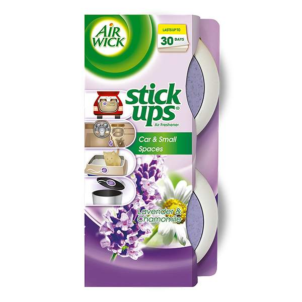 Air Wick Stick Ups 2in1 Lavender & Camomile