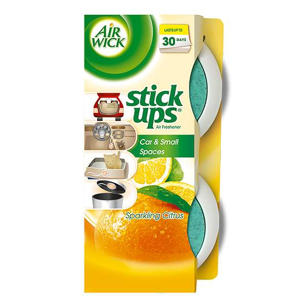 Air Wick Stick Ups 2in1 Sparkling Citrus