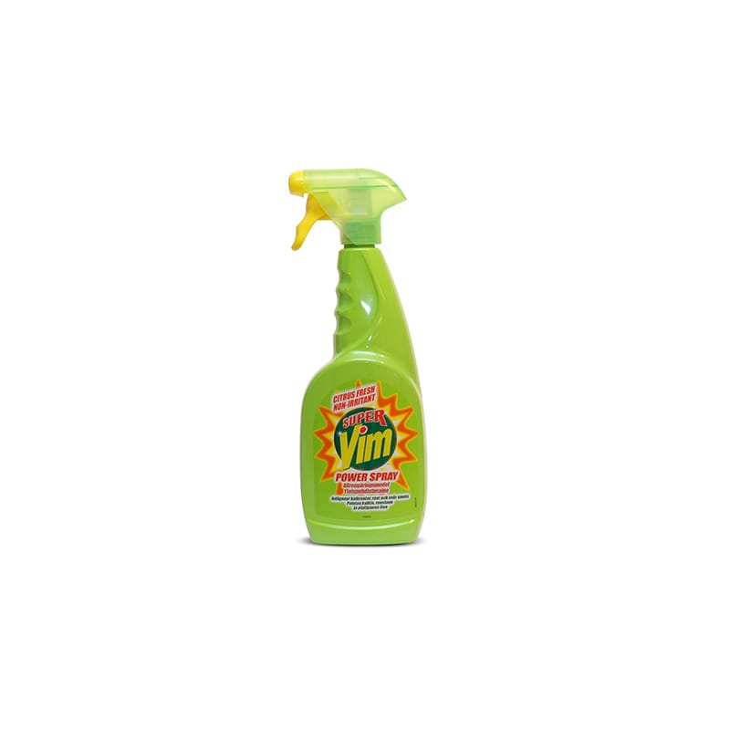 Vim Power Spray Allrengöring Citrus 750 ml