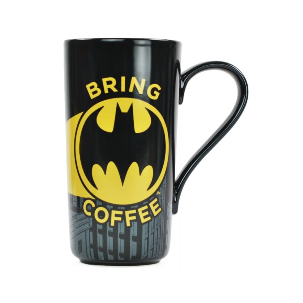 Batman Lattemugg - Bring Coffee