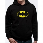 Batman Original Logo Hoodie, Medium