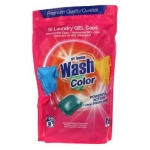 At Home Wash Color Powerful Action 18-pack