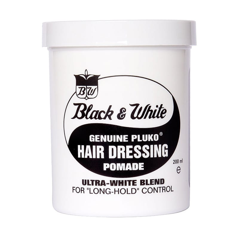 Black & White Genuine Pluko Pomade Hårvax 200 ml