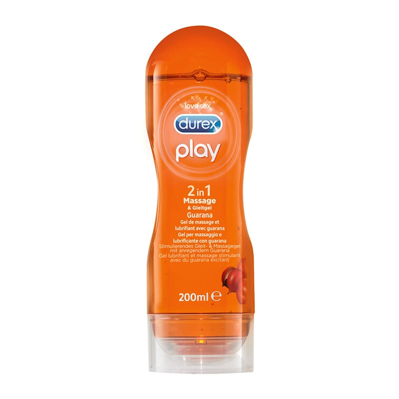 Durex Play 2in1 Guarana 200 ml