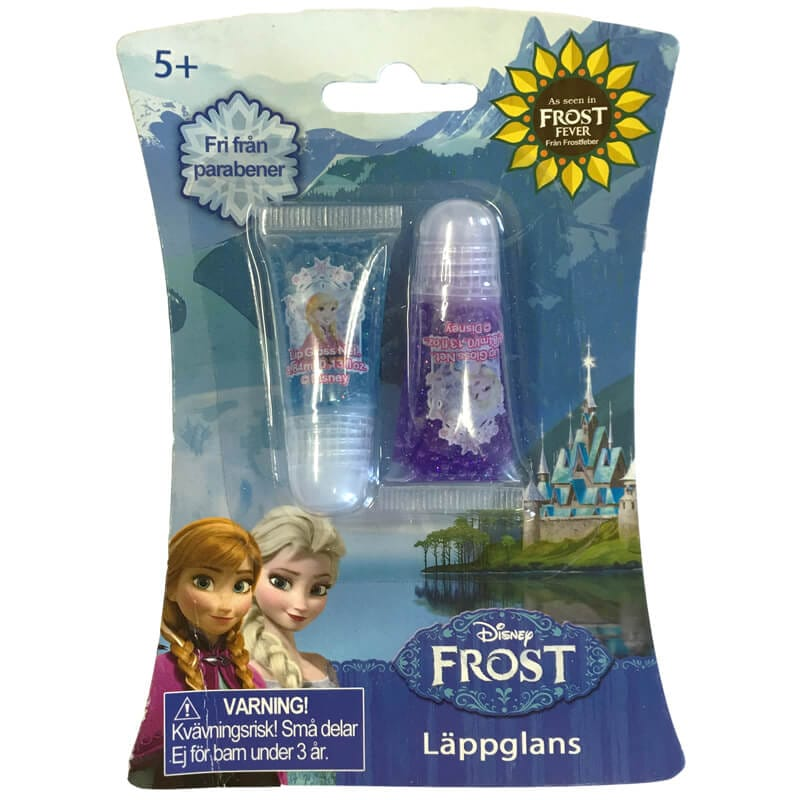 Disney Frozen Frost Läppglans Tub 2-pack
