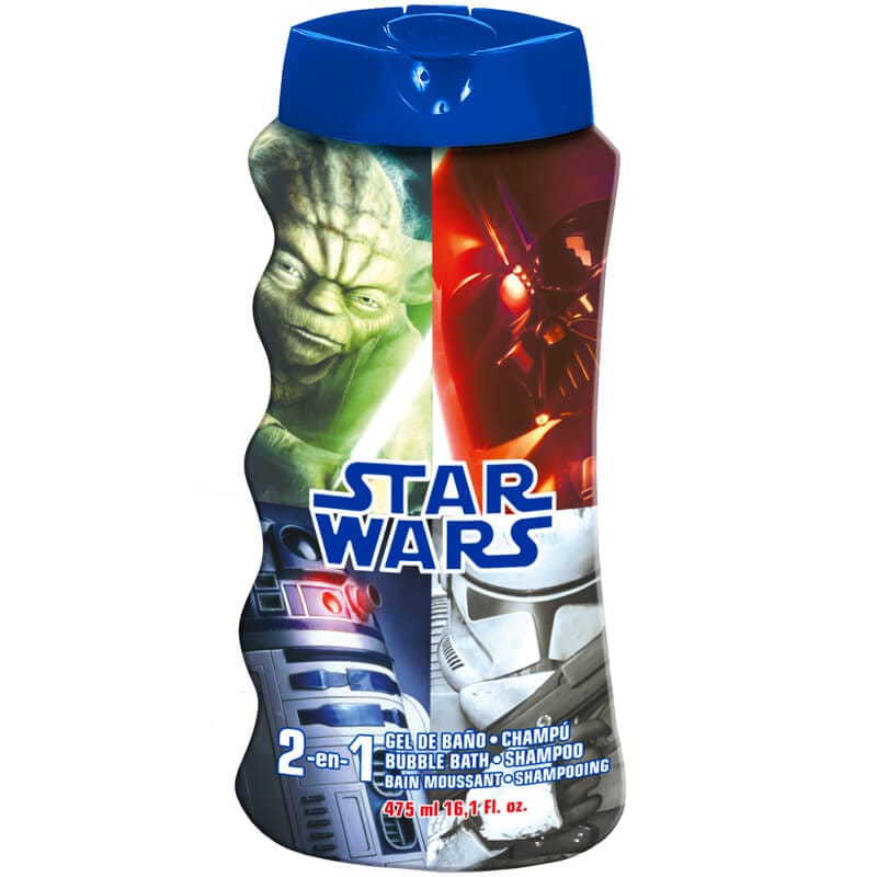 Star Wars Schampo & Badskum 475 ml