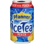 Pfanner Ice Tea Peach 33 cl