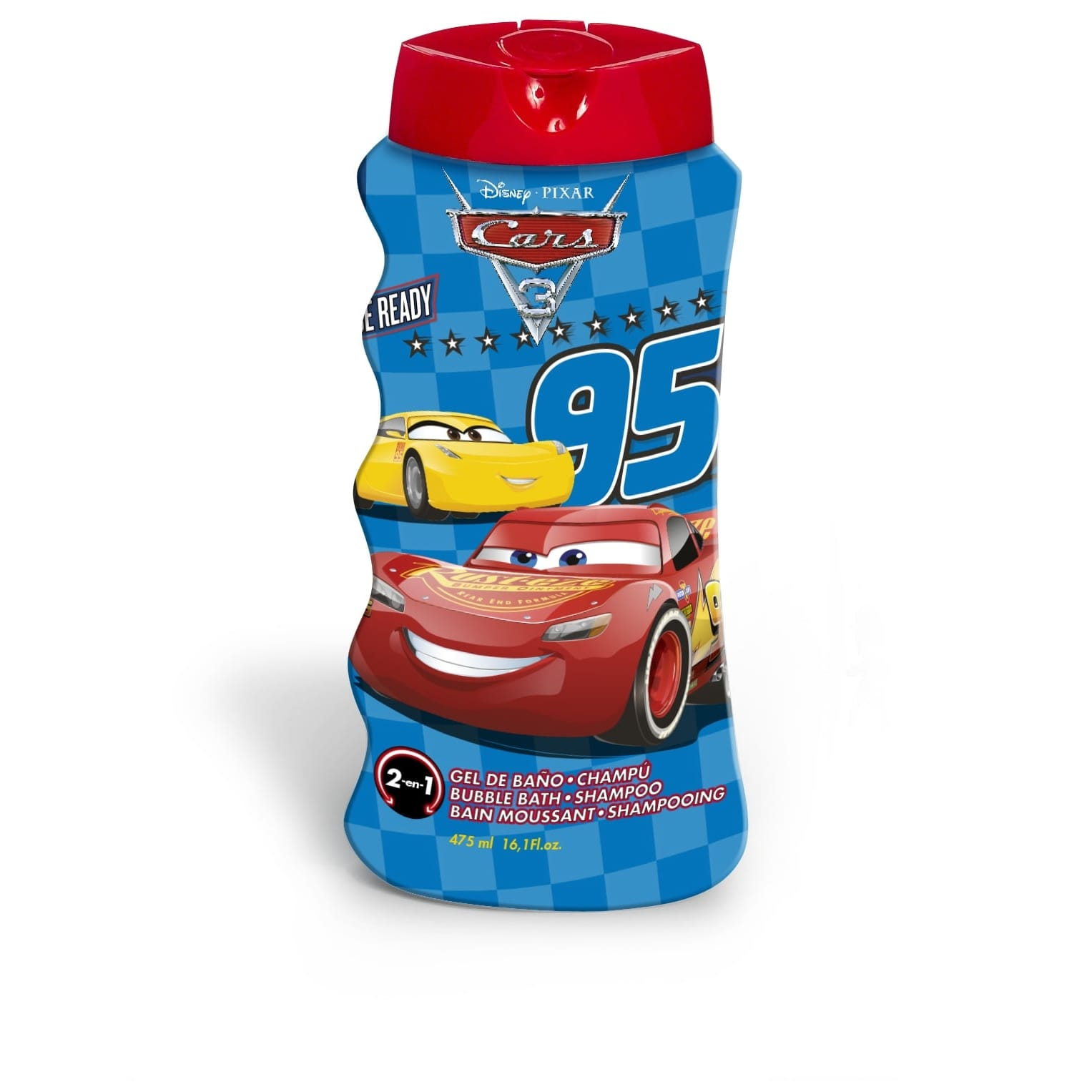Disney Cars Shampo & Bubbelbad 475 ml