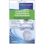Cleanosan ToalettRent 5-pack