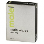 Male Cleaning Wipes 5-pack