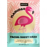 Ansiktsmask - Flamingo 25 ml