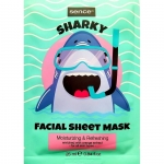 Ansiktsmask - Sharky 25 ml