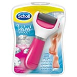 Scholl Velvet Smooth Diamond Fotfil Rosa