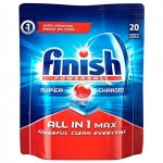 Finish Powerball All-in-1 Max 20-pack