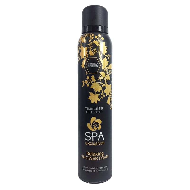 Spa Exclusives Timeless Delight Shower Foam 225 ml